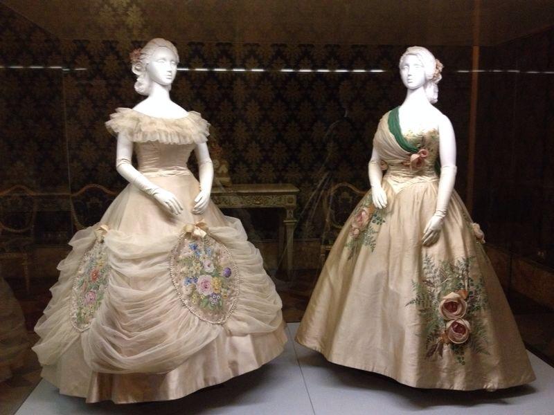 La galleria del Costume e un giretto per Firenze