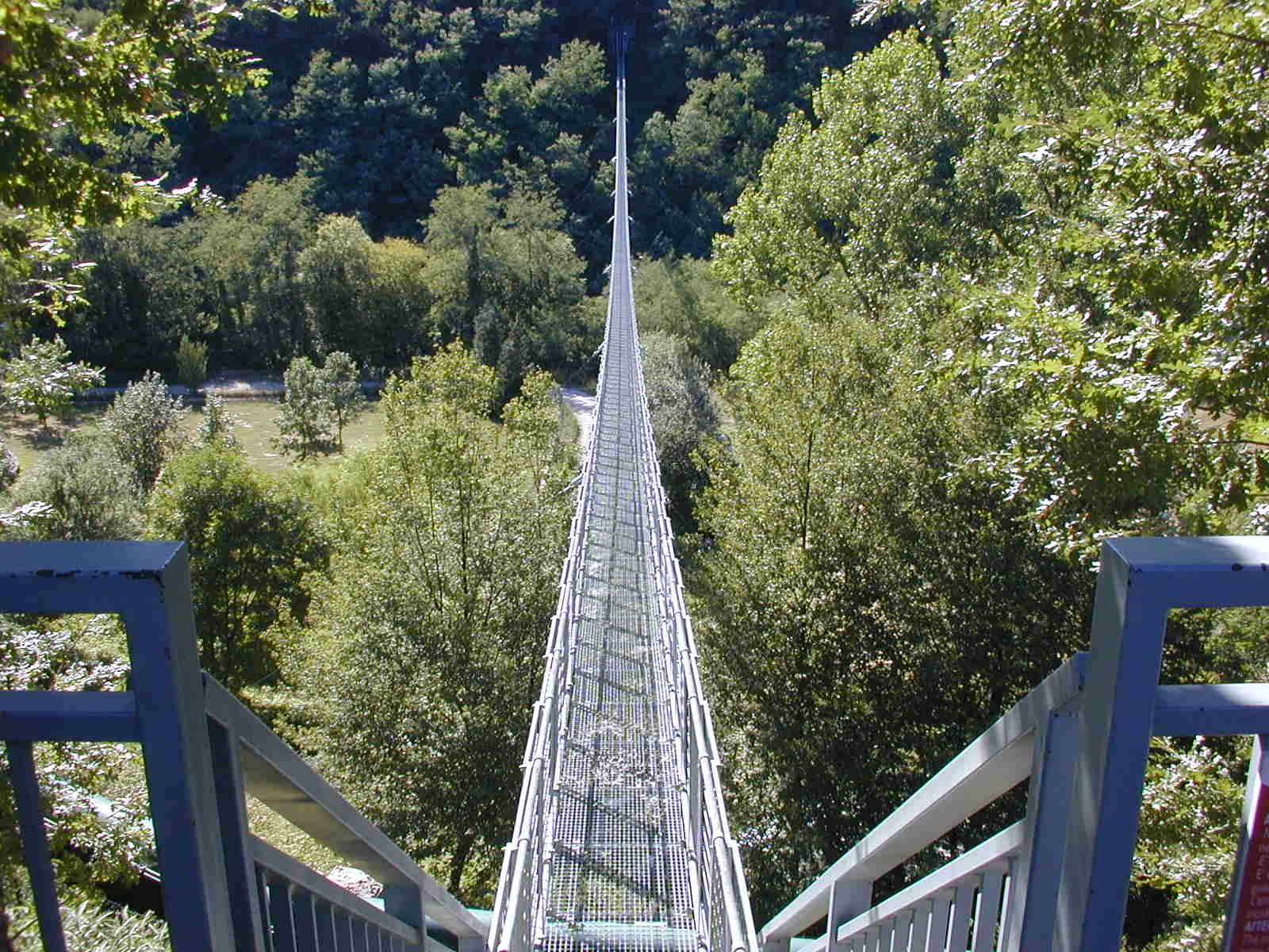 In gita fra i ponti (da Lucca fino alla montagna Pistoiese)