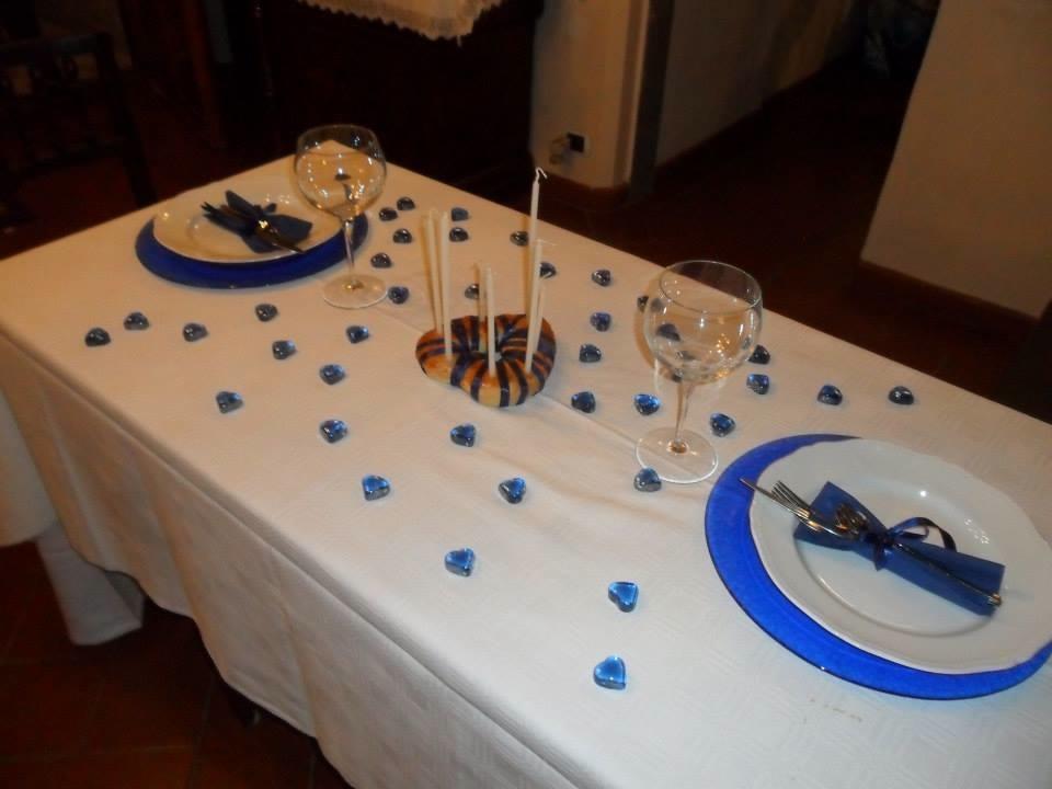 Cena a sorpresa per romantico regalo di compleanno