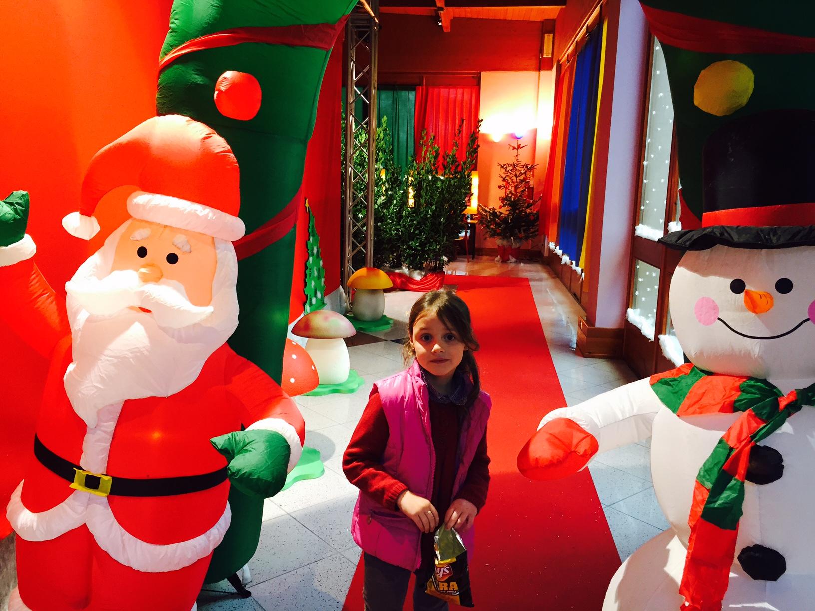Casa Di Babbo Natale Chianciano.Il Paese Di Babbo Natale Chianciano Terme Firenze Formato Famiglia