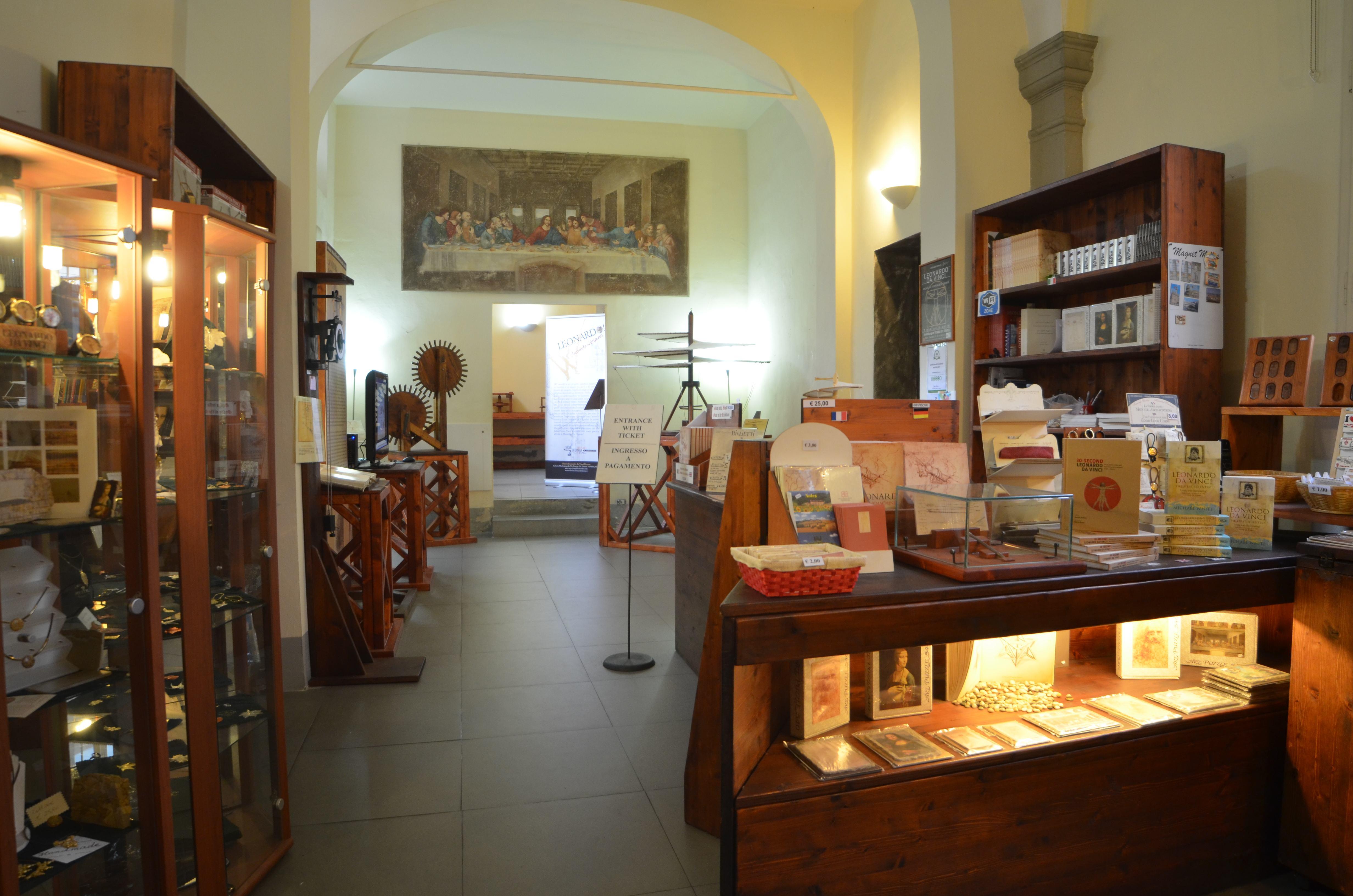 Museo Leonardo Da Vinci Firenze.Museo Leonardo Da Vinci Firenze Lo Conoscete Firenze Formato Famiglia