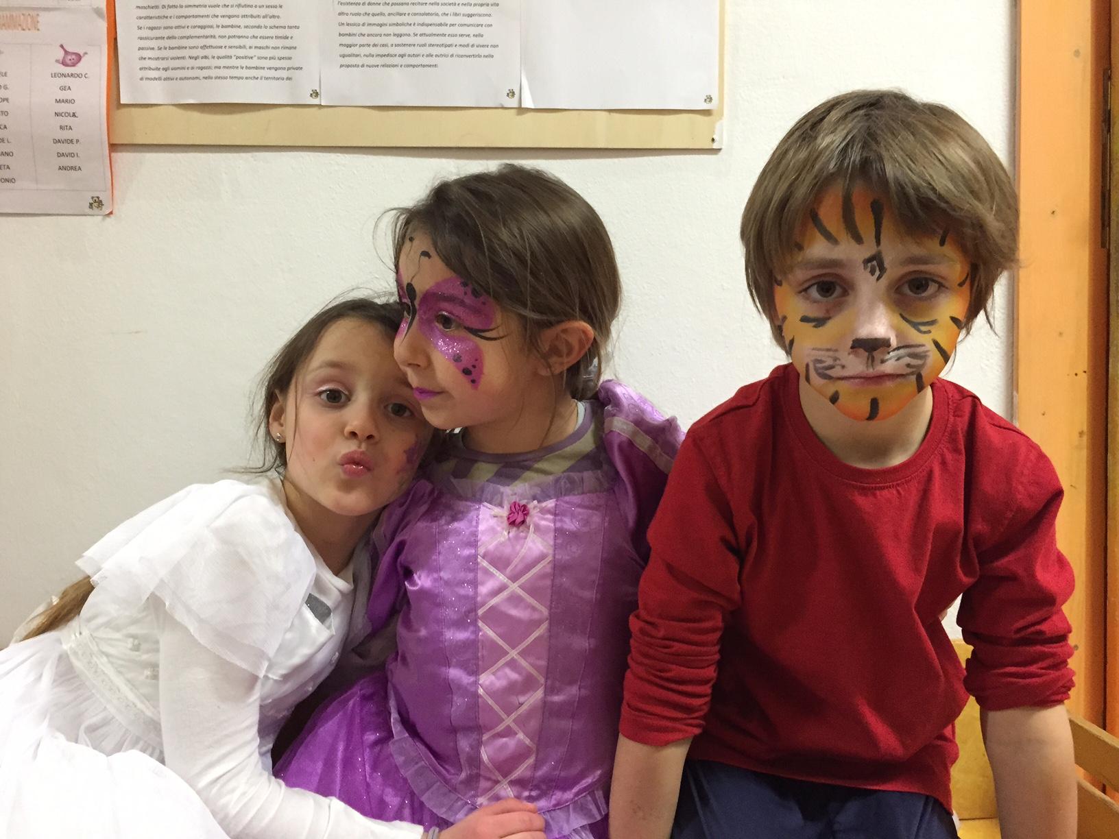 Le feste in maschera di Miniarock … fatto!!