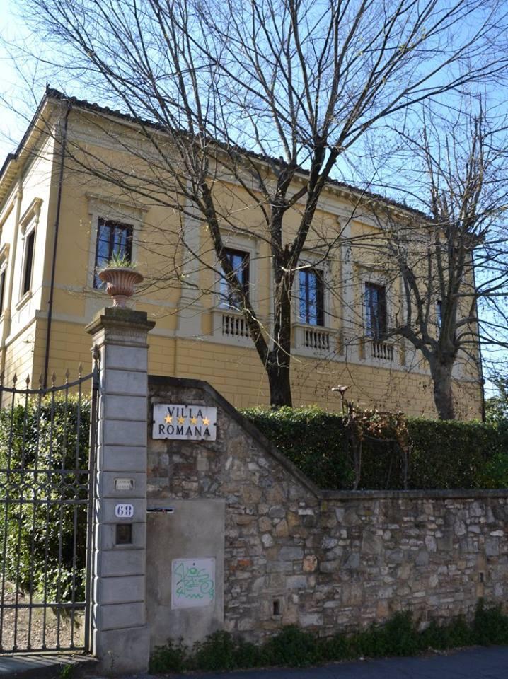 Villa Romana Via Senese  Firenze