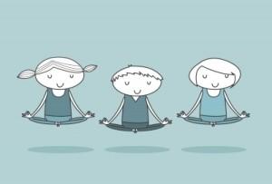 meditazione per bambini firenze