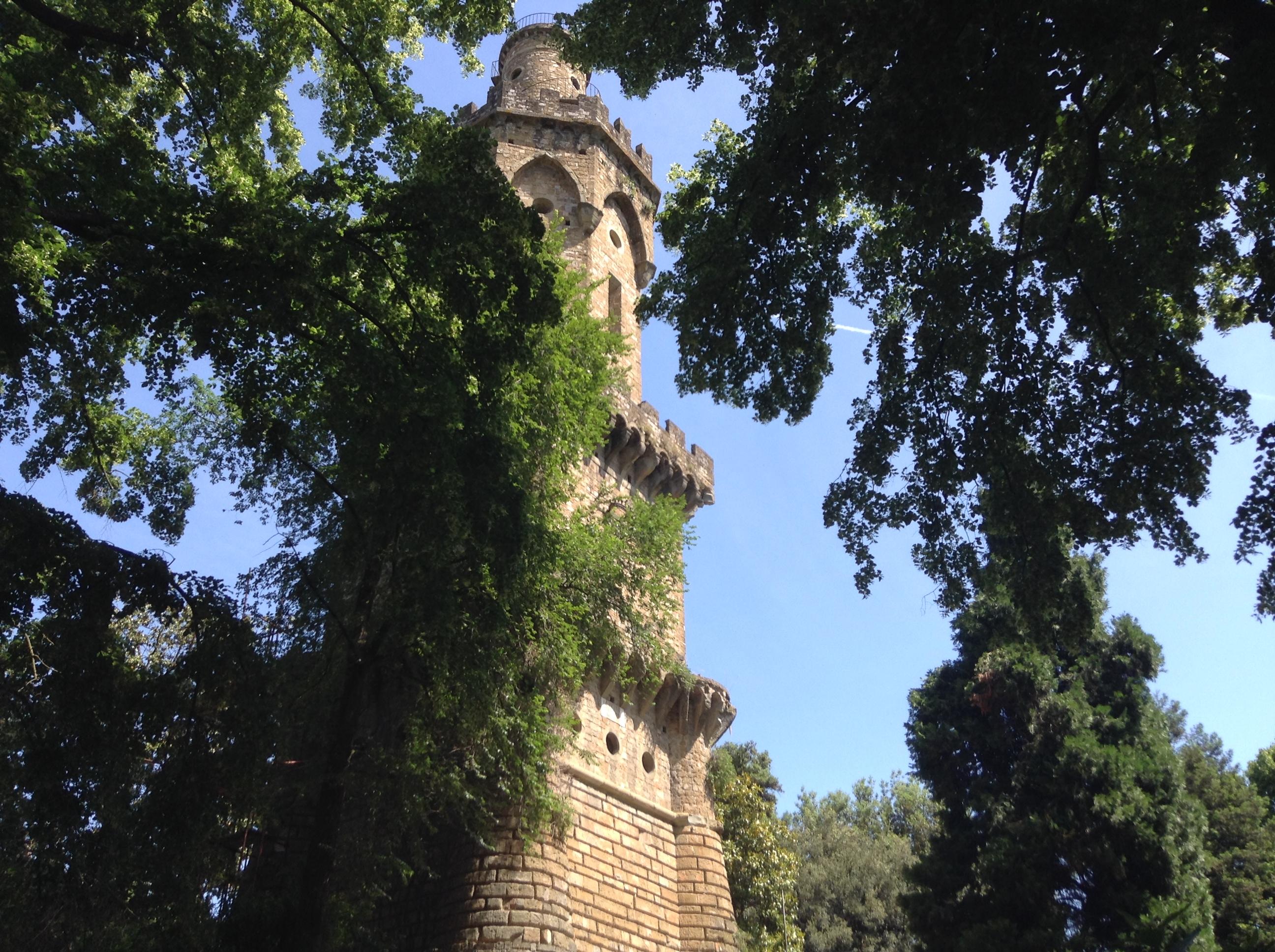 Cortili e giardini aperti a Firenze domenica 24 maggio