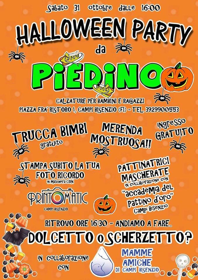 Popolare Firenze Halloween con i bambini 2015 - Firenze Formato Famiglia FP01