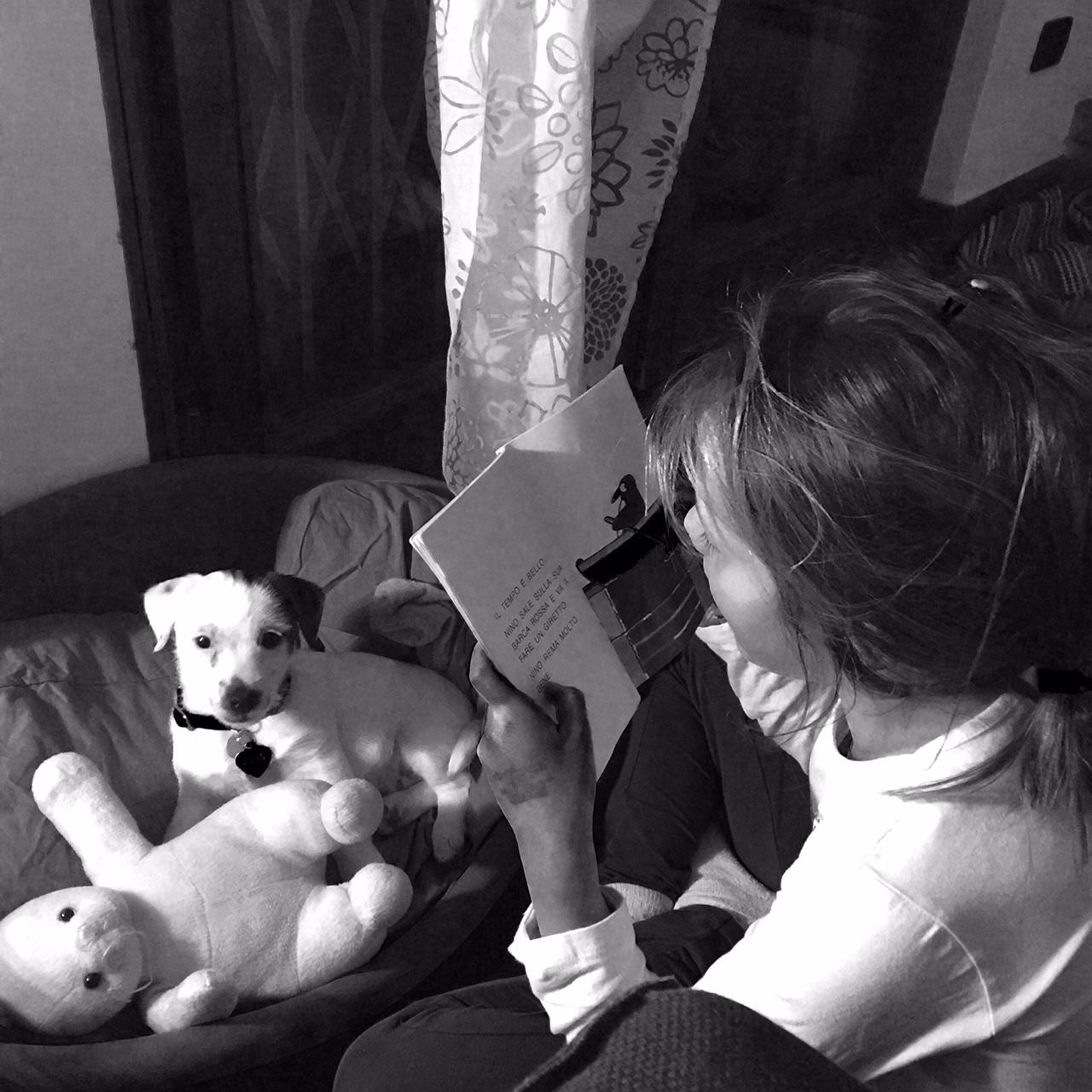 Quando in famiglia entra un cucciolo … Bambini e cuccioli di cane