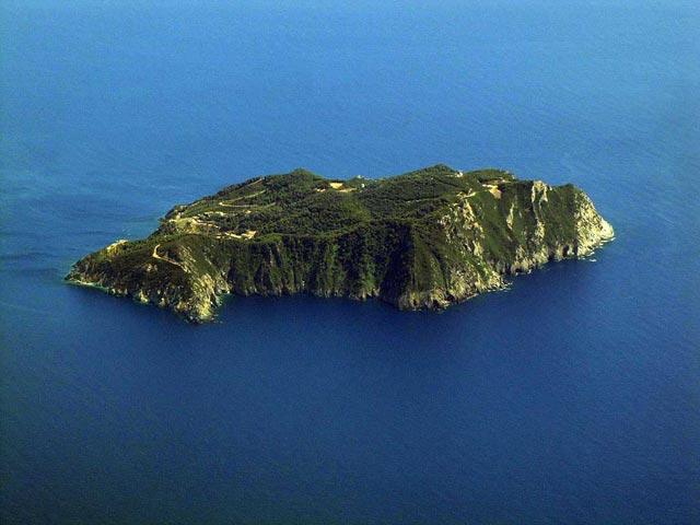 Isola di Gorgona come e quando visitarla !!!