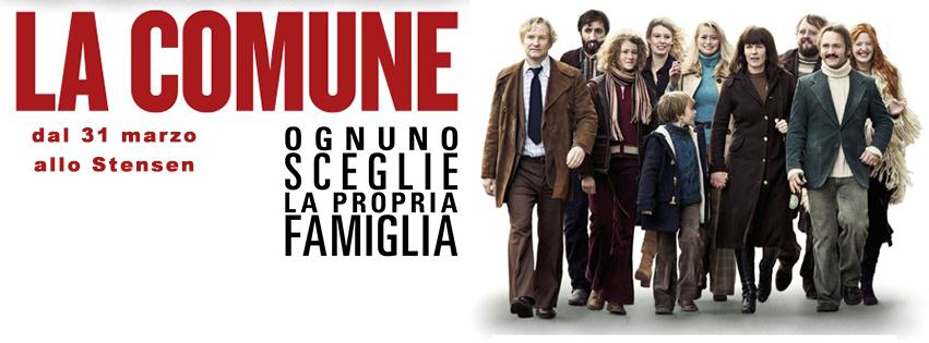 Cinema in famiglia con Co-Stanza domenica 3 aprile 2016