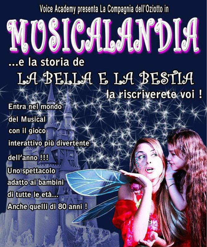 Musical per bambini a Firenze la proposta è di Musicalandia