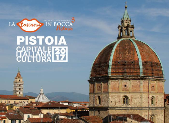 Tutti a La Toscana in Bocca!!!! A Pistoia dal 22 al 25 aprile
