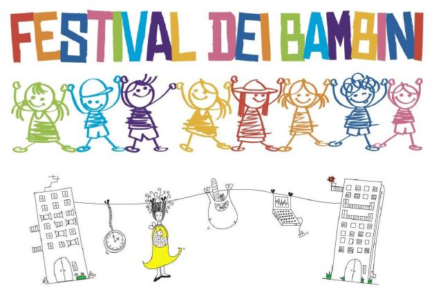 Spazio Co-Stanza al festival del bambini 2016