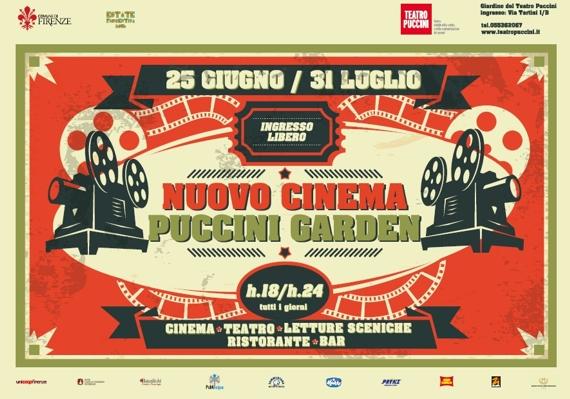 Sabato sera con i bambini al Nuovo Cinema Puccini Garden