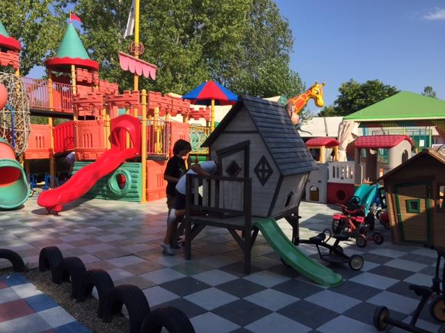 Con i bambini al parco dei Renai la nostra esperienza