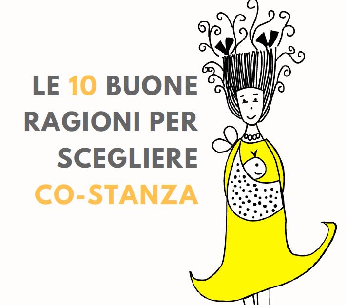10 ottime ragioni per scegliere Spazio Co-Stanza Firenze