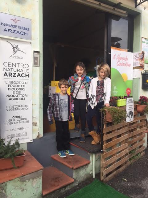entrata arzach