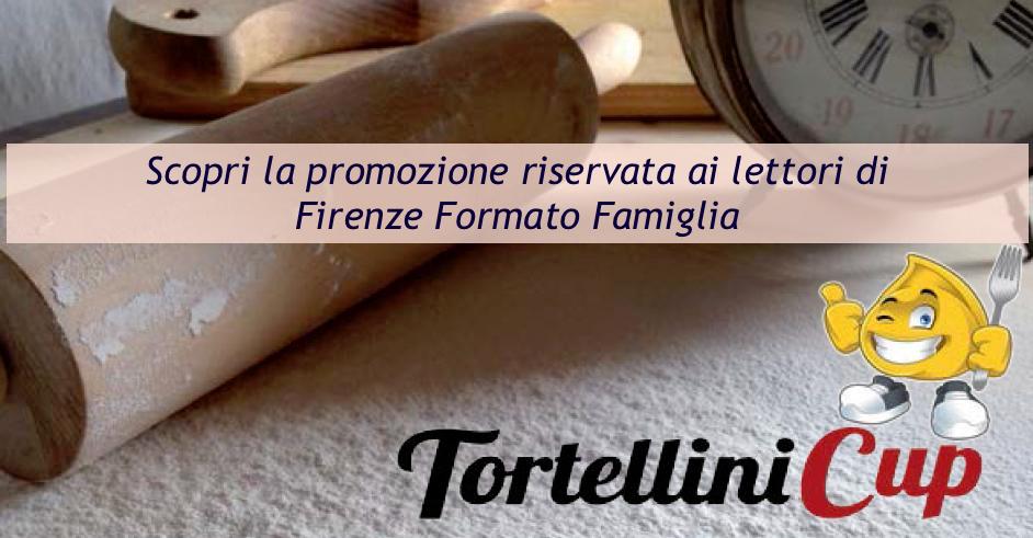 Tortellini cup Firenze promozione dedicata alle famiglie