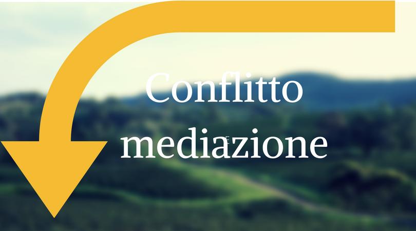 Conflitto e mediazione, come interpretare i litigi