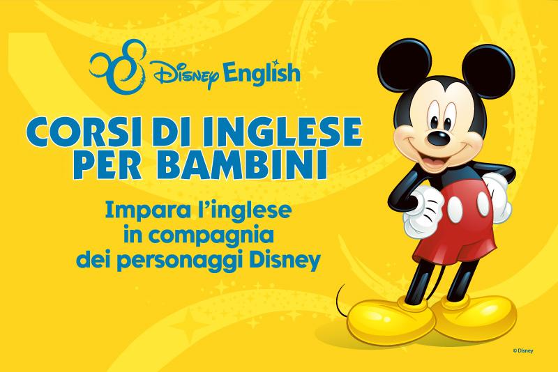 Corso Disney English inlingua Firenze la nostra recensione