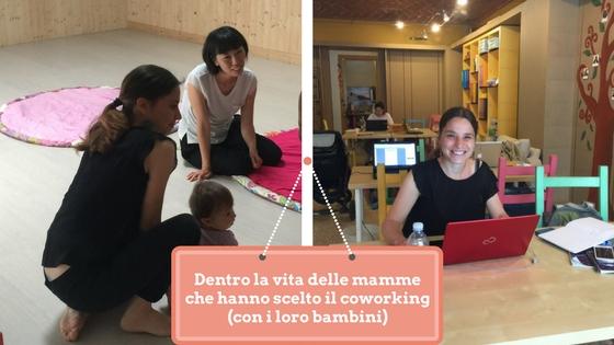 Esperienze di coworking con bambini Firenze