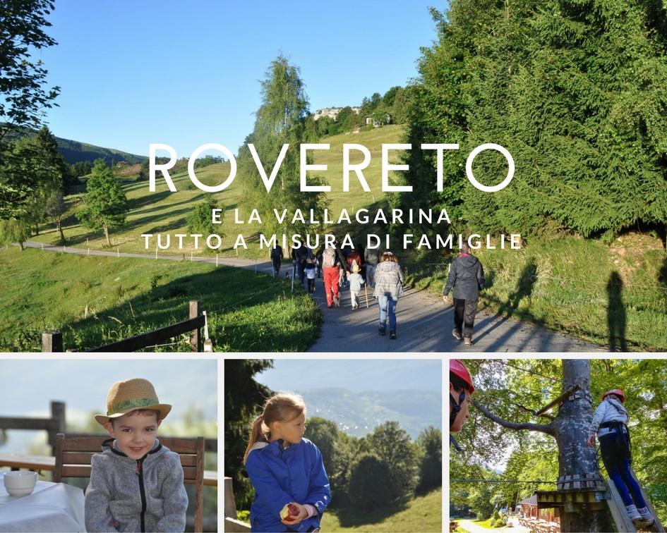 Rovereto e la Vallagarina un'estate in famiglia