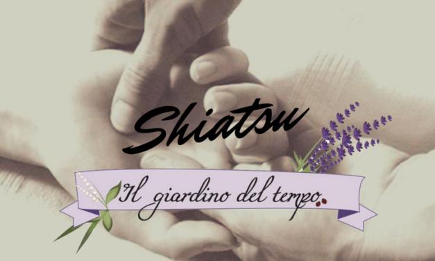 Shiatsu al Giardino del Tempo Firenze