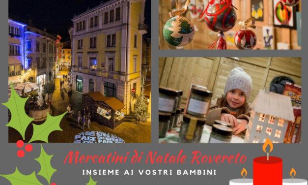 Mercatini di Natale con i bambini a Rovereto