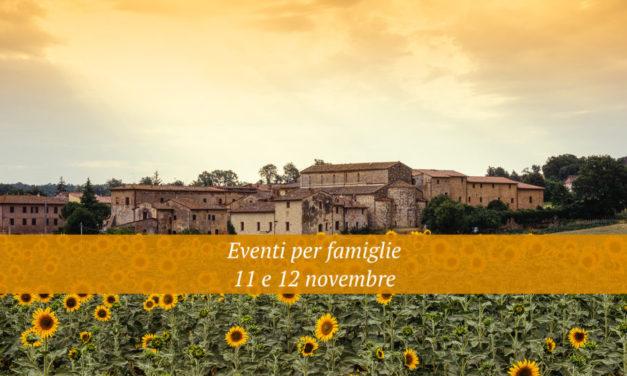 Eventi per famiglie Firenze 11 e 12 novembre 2017