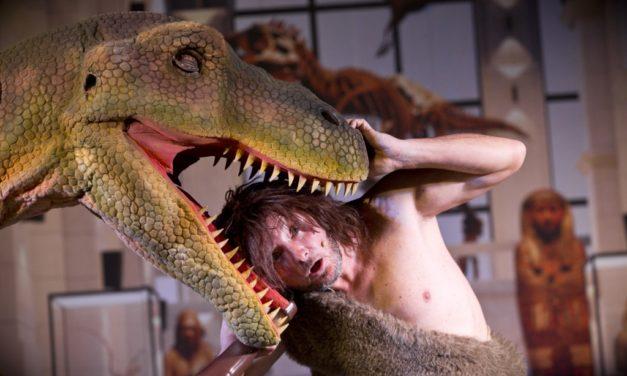 Tremate … Perché i dinosauri stanno tornando a Firenze