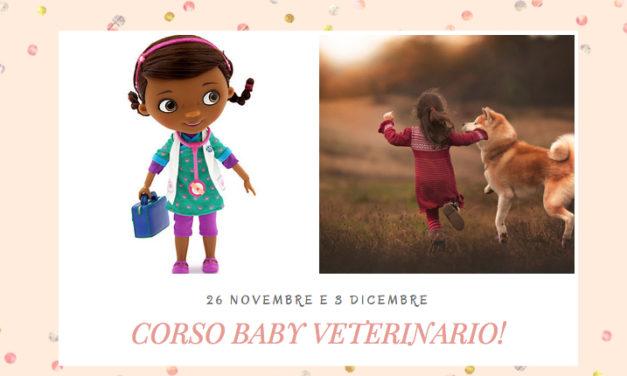 Corso di baby veterinario Firenze In Accademia Cinofila Fiorentina