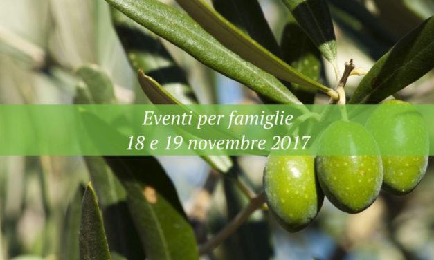 Eventi per famiglie Firenze 18 e 19 novembre 2017