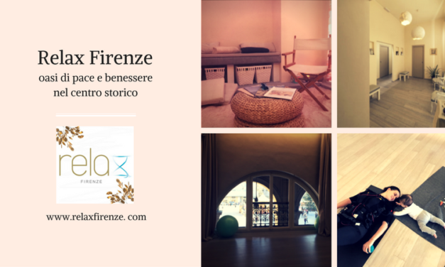 Centro benessere e grotta di sale per grandi e piccini in centro a Firenze