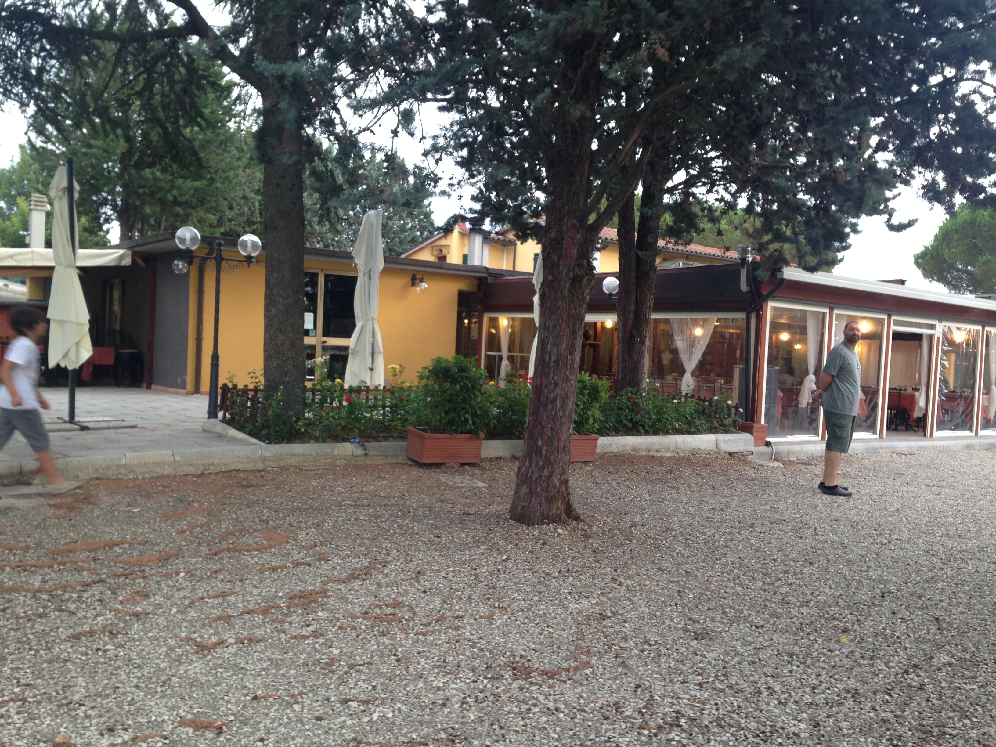Villa 100 Palmi ristorante perfetto anche per famiglie