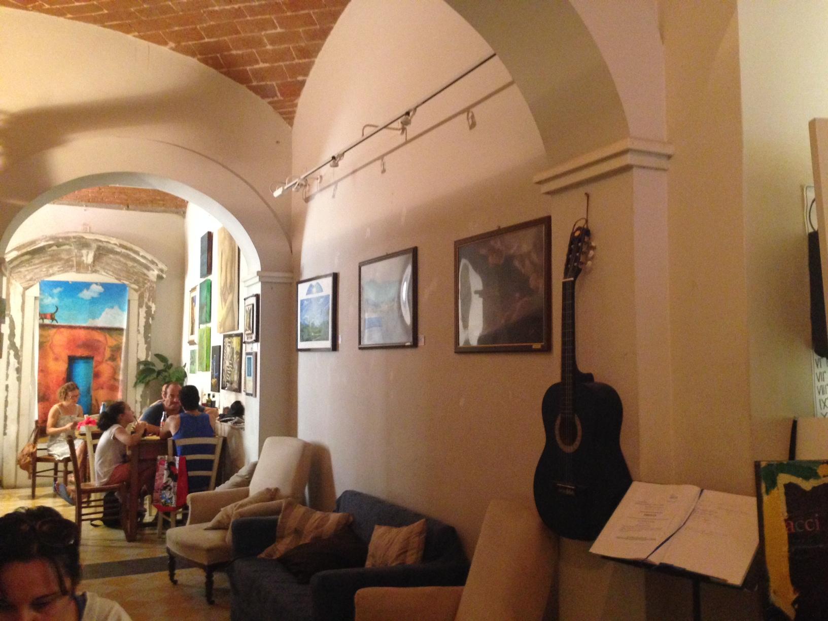 Quelo Firenze delizioso bar ristorante in centro