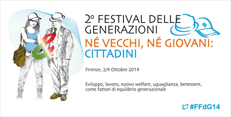 Festival delle generazioni Firenze eventi per famiglie