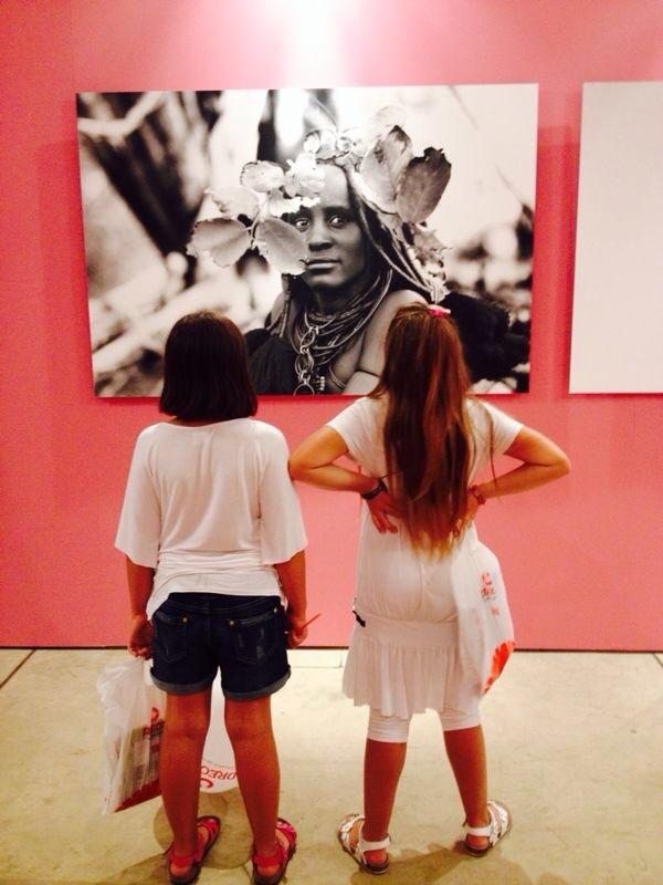 Gli Hereros, mostra fotografica a Firenze da vedere anche con i figli