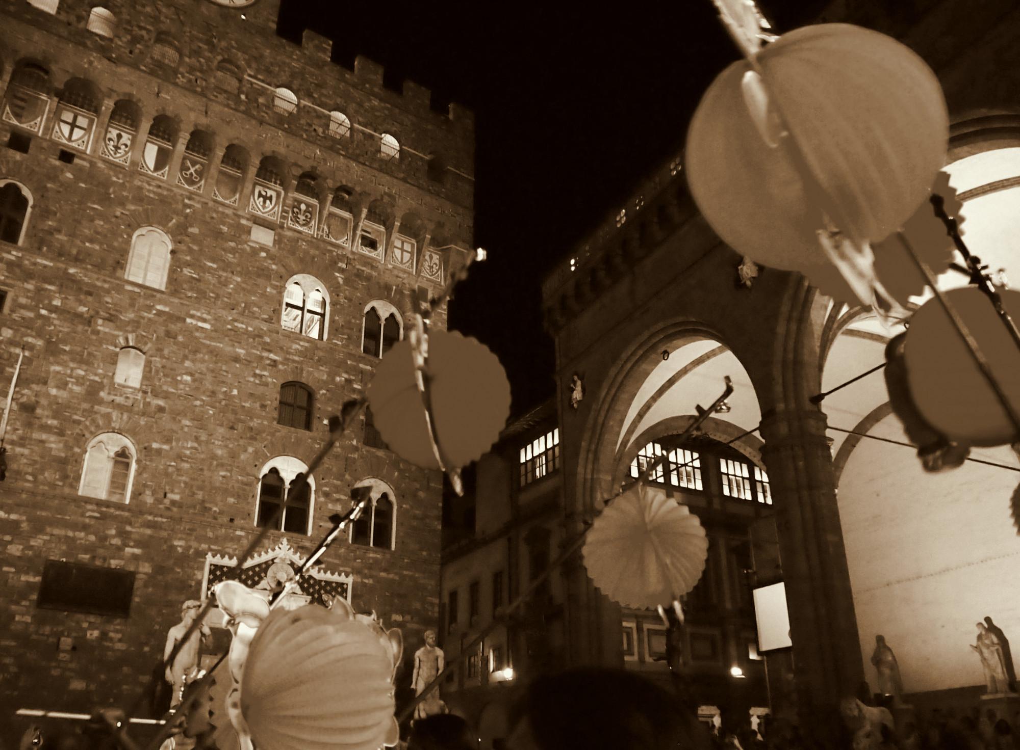 Firenze festa della rificolona Laboratori e festa in città e nei dintorni