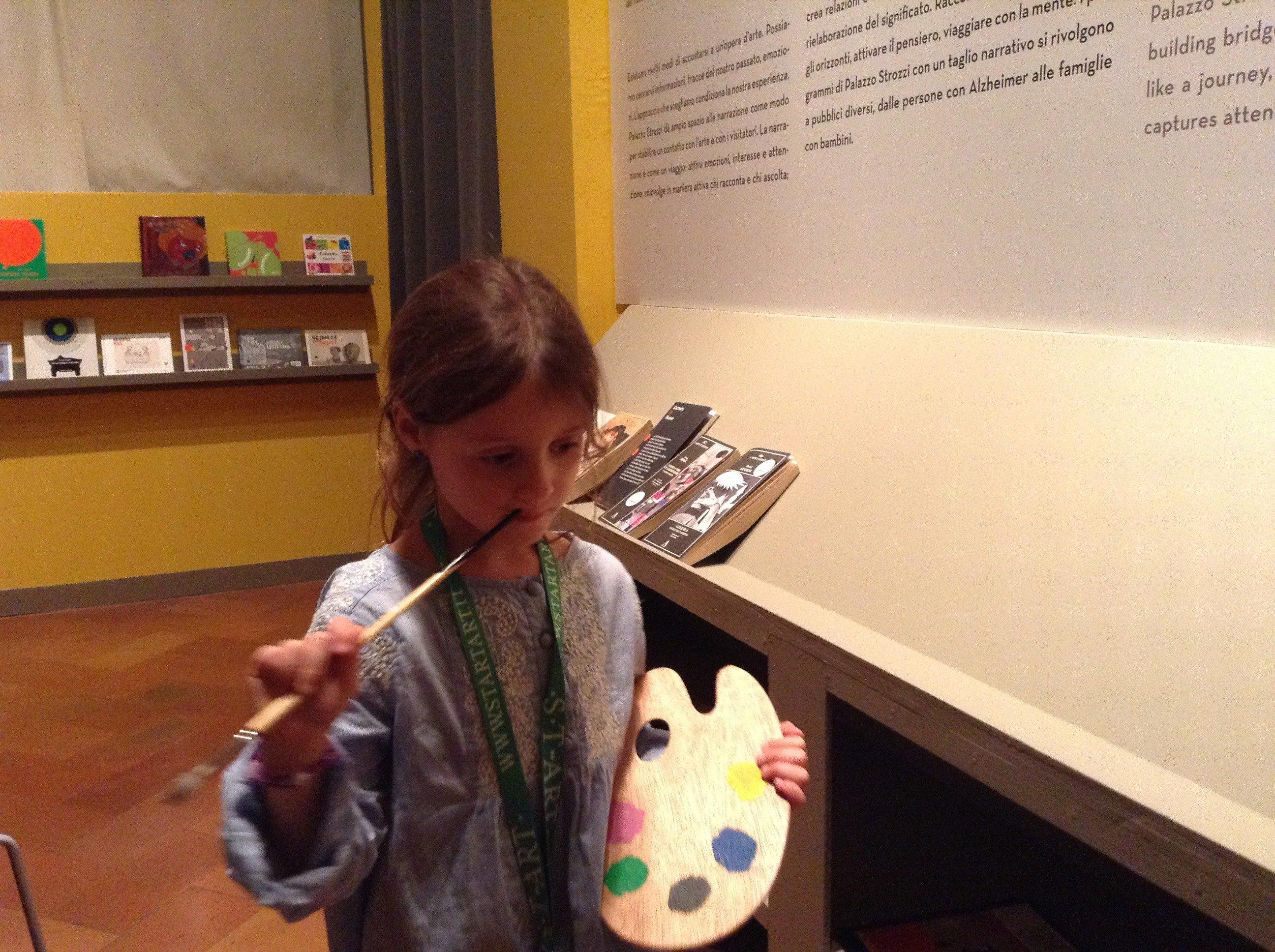 Picasso e la modernità spagnola con i bambini