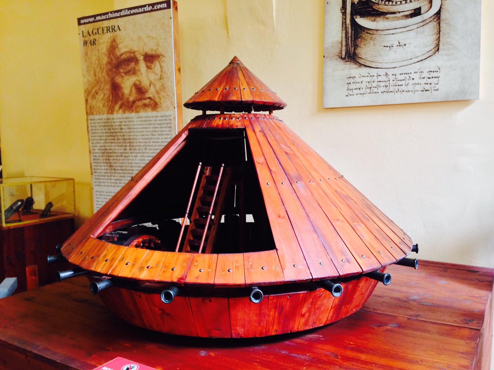 Museo Leonardo da Vinci Firenze lo conoscete?