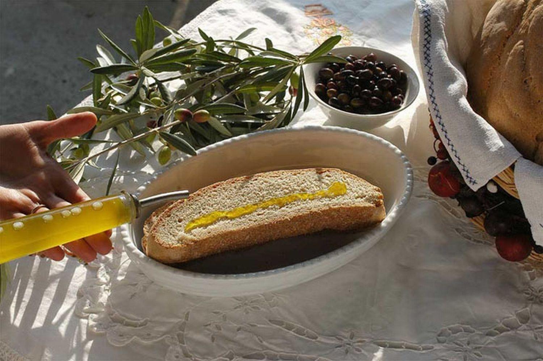 Giocare di gusto con l'olio d'oliva a Poggio a Caiano