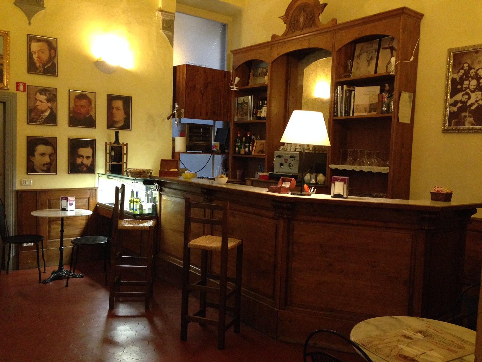 Firenze Capitale d'Italia al Caffè Michelangiolo