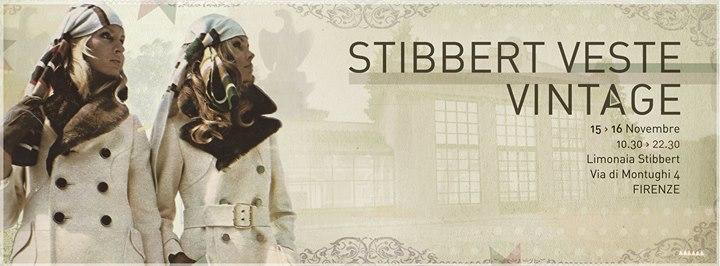 Stibbert veste Vintage anche in famiglia dal 6 all'8 dicembre