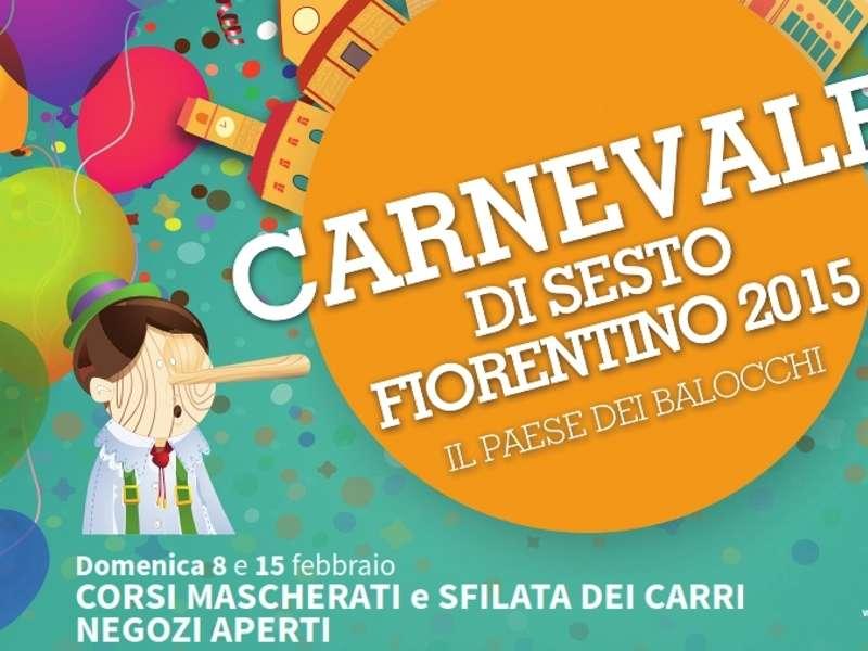 Perché non fate un salto a Sesto Fiorentino carnevale 2015?
