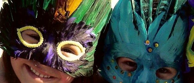 Feste di Carnevale Firenze per bambini