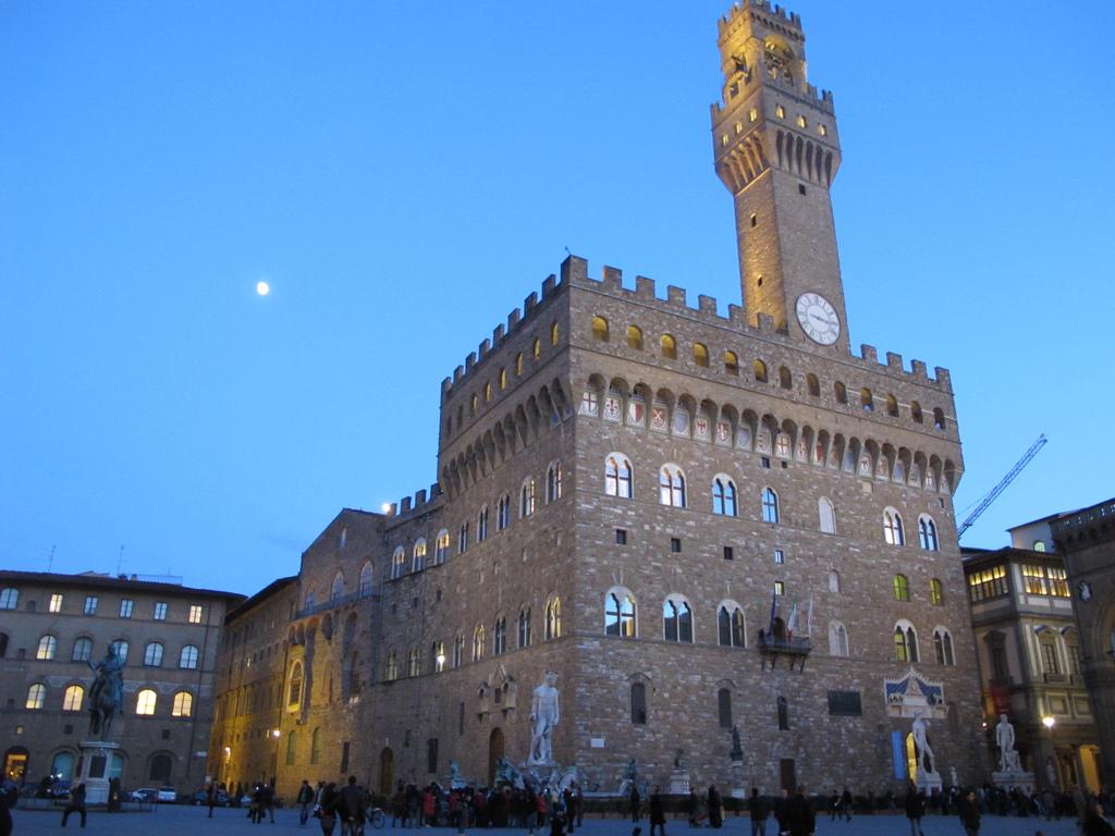 Campus di Pasqua al Museo di Palazzo Vecchio Firenze