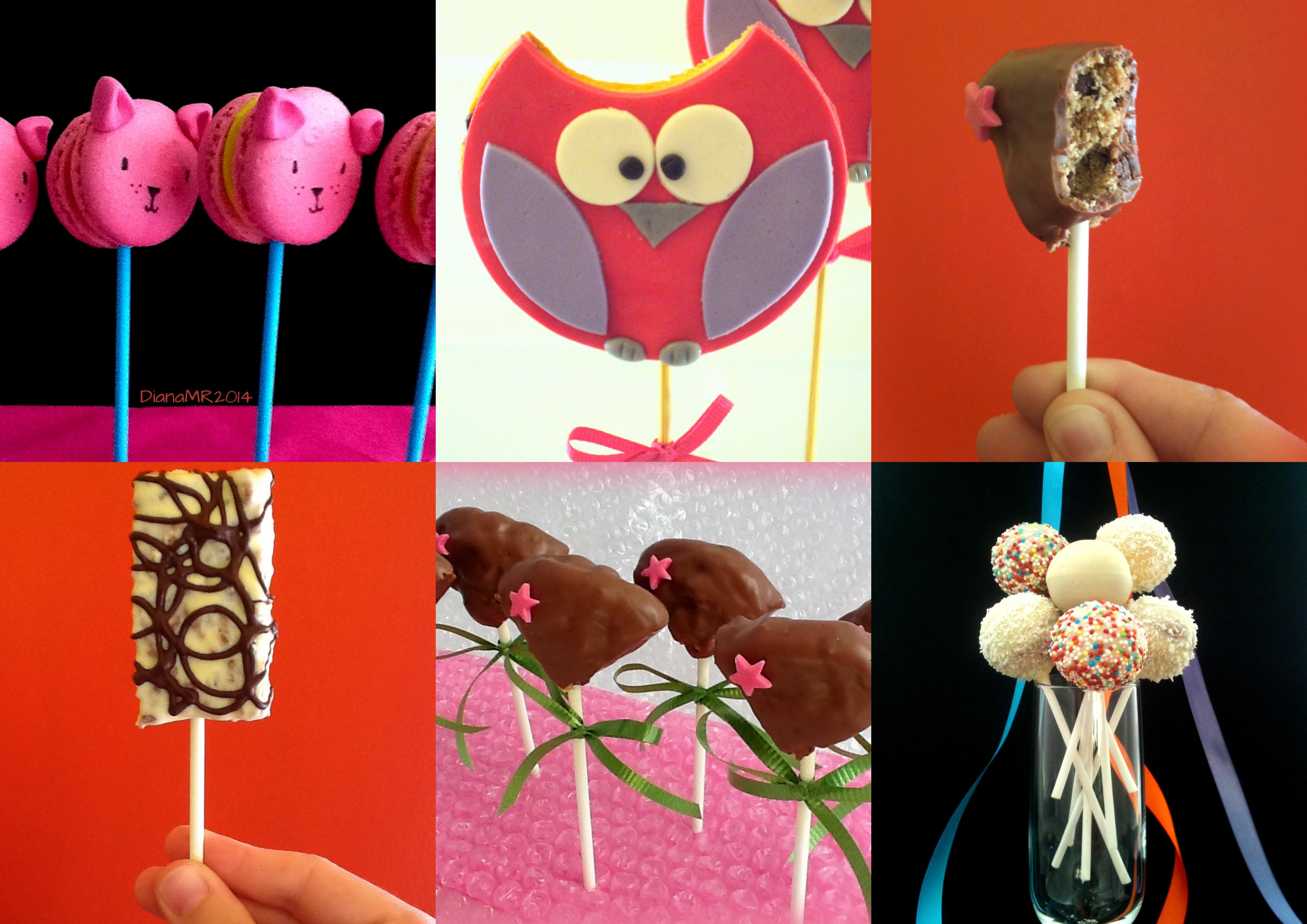 Come si preparano i cake pops spiegato da Muffinalmente Firenze