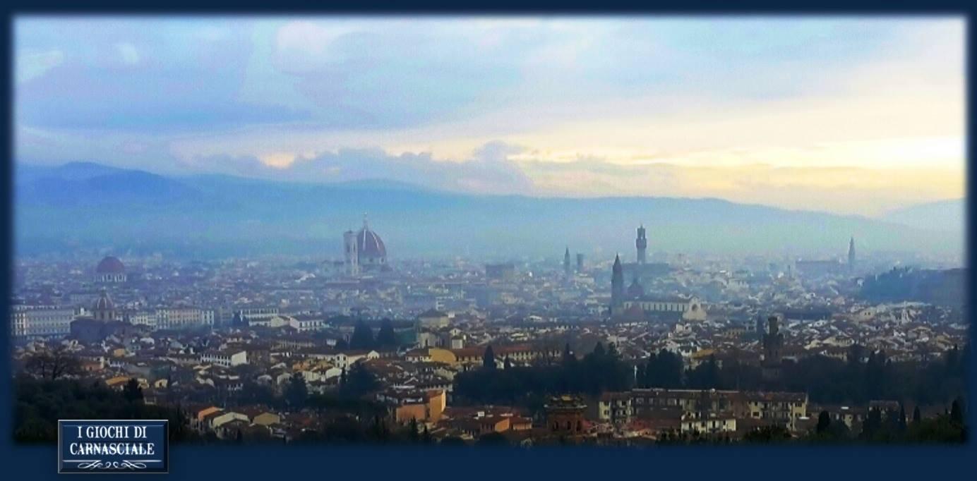 Pasqua a Firenze per i Giochi di Carnasciale