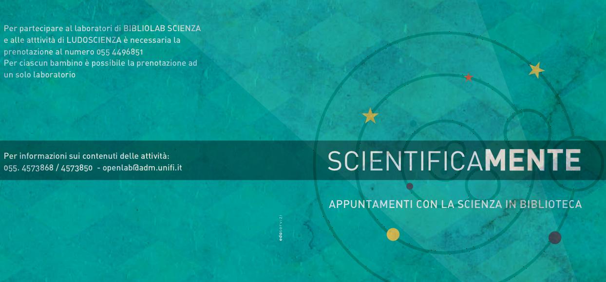 Scientificamente alla biblioteca ragionieri di Sesto Fiorentino