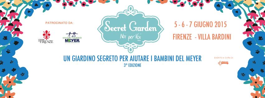 Secret Garden terza edizione 5-6-7 giugno 2015