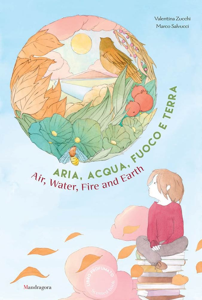 Aria, Acqua, Fuoco, Terra a Palazzo Vecchio un libro e un laboratorio per bambini